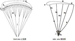 Paraglider Lines