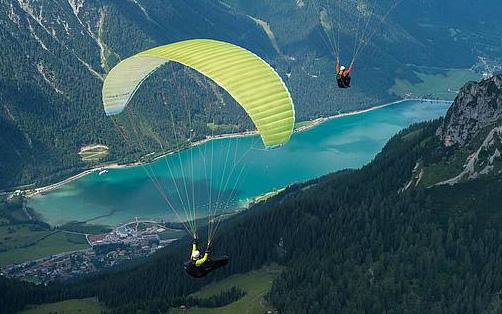 Paraglider-DUTY-FREE